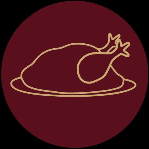 Logo Gourmetgänsebraten ohne Schrift